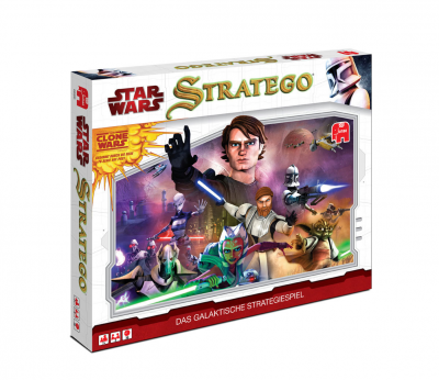 Stratego: Star Wars - The Clone Wars