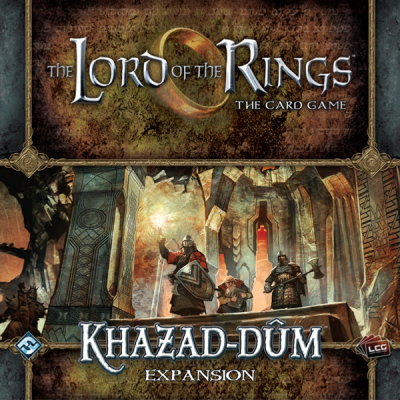 The Lord of the Rings: The Card Game - Khazad-dûm