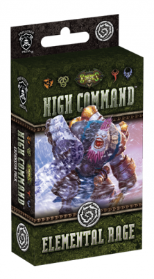Hordes: High Command – Elemental Rage Expansion Set