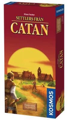 Settlers från Catan: 5-6 Spelare