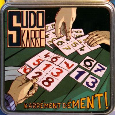 Sudokarré