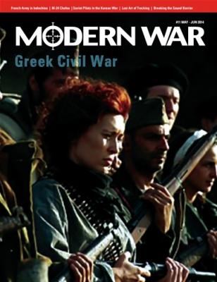 The Greek Civil War, 1947-49