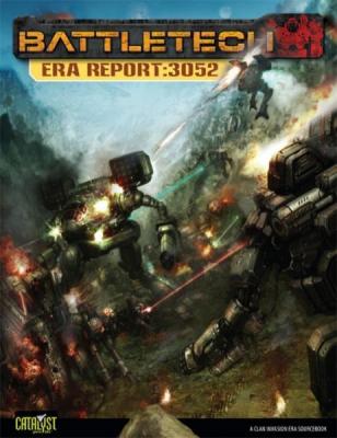Battletech: Era Report – 3052
