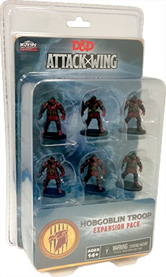 Dungeons & Dragons: Attack Wing – Hobgoblin Troop Expansion Pack