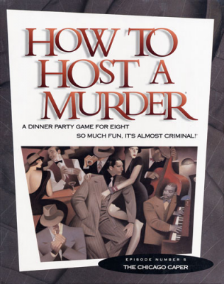 How to Host a Murder: The Chicago Caper