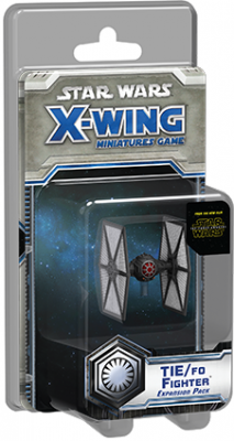 Star Wars: X-Wing Miniatures Game – Tie/fo Fighter