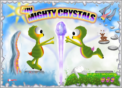My Mighty Crystals