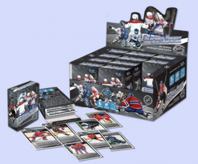 NHL Slapshot Card Game