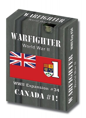 Warfighter: WWII Expansion #34 – Canada #1!