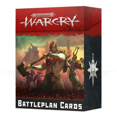 Warhammer Age of Sigmar: Warcry – Battleplan Cards