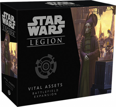 Star Wars: Legion – Vital Assets Battlefield Expansion