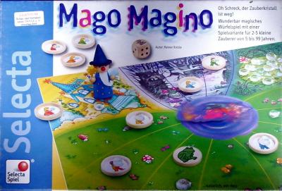 Mago Magino
