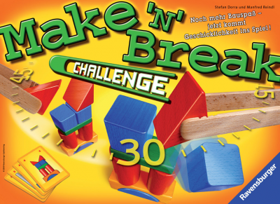 Make 'n' Break CHALLENGE