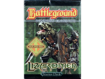 Battleground Fantasy Warfare: Lizardmen