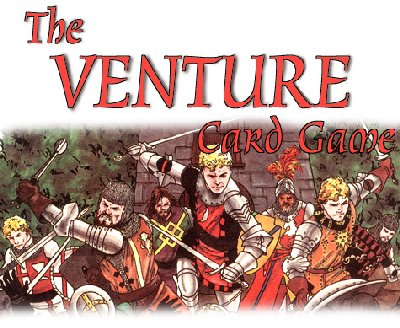 The Venture Card Game