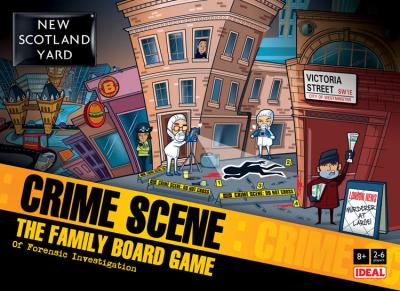 New Scotland Yard: Crime Scene