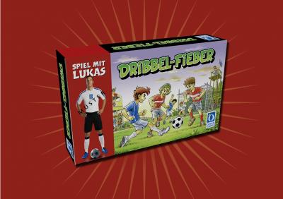 Spiel mit Lukas - Dribbel-Fieber