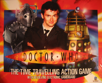 Doctor Who: The Time Travelling Action Game