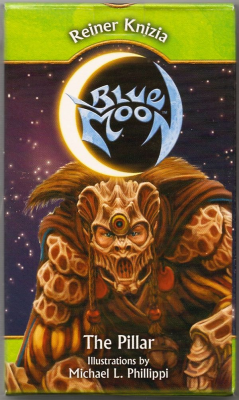 Blue Moon: The Pillar
