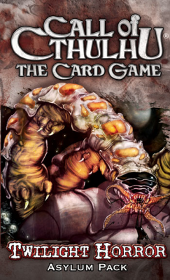 Call of Cthulhu: The Card Game - Twilight Horror Asylum Pack