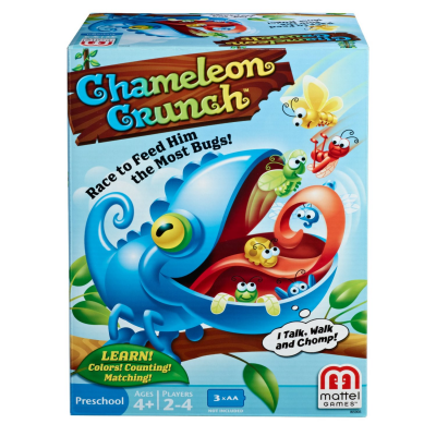 Chameleon Crunch Game