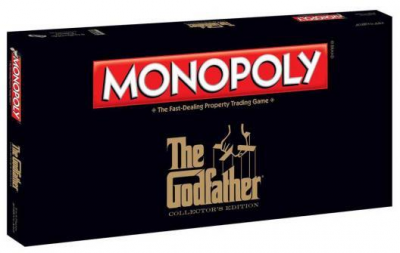 Monopoly: The Godfather - Collector's Edition