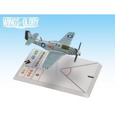 Wings of Glory: WW2 Airplane Pack - North American P-51D Mustang (Landers)