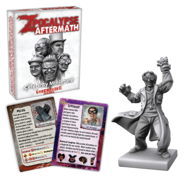 Zpocalypse: Aftermath – Dr. Insano