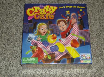 Crazy Cafe