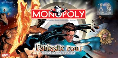 Monopoly: Fantastic Four