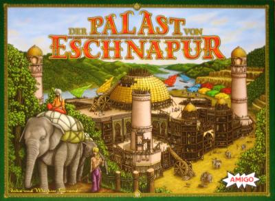 Der Palast von Eschnapur