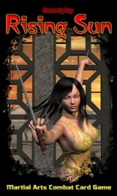 Swordplay:  Rising Sun