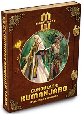 Mage Wars: Die Eroberung von Kumanjaro