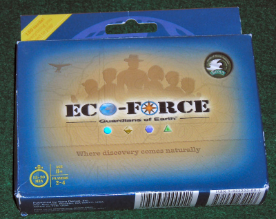 Eco-Force: Guardians of Earth  Birds of North America