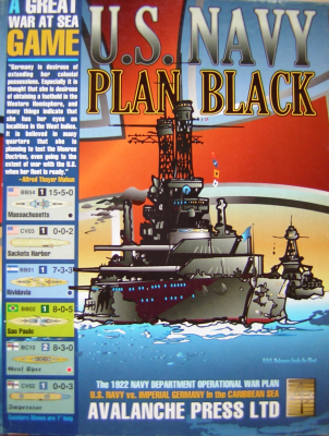 Great War at Sea: U.S. Navy Plan Black