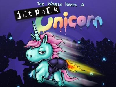 Jetpack Unicorn