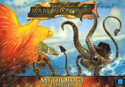 Mare Nostrum: Mythology Expansion