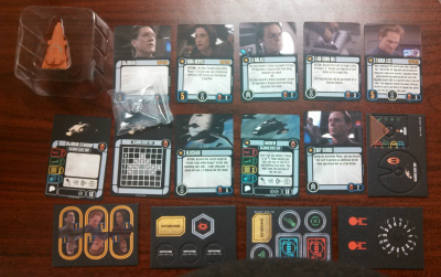 Star Trek: Attack Wing – Akorem Expansion Pack