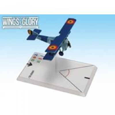Wings of Glory: WW1 Airplane Pack - Hanriot HD.1 (Coppens)