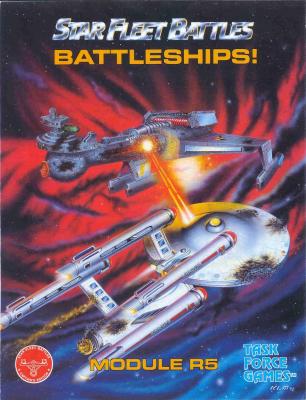 Star Fleet Battles: Module R5 – Battleships