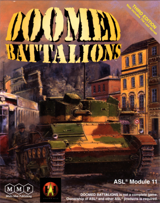 Doomed Battalions - ASL Module 11