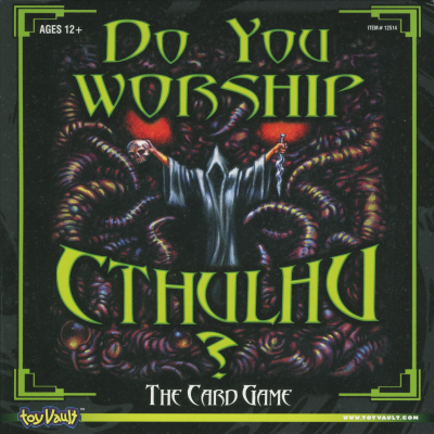 Do You Worship Cthulhu?