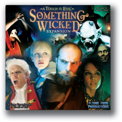 A Touch of Evil: Something Wicked