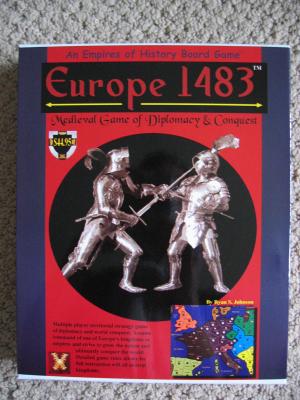 Europe 1483