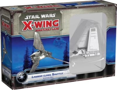Star Wars: X-Wing Miniaturen-spiel - Raumfähre der Lambda-Klasse Erweiterungs-Pack