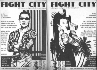 Fight City