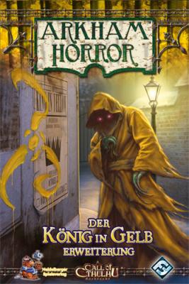 Arkham Horror: König in Gelb