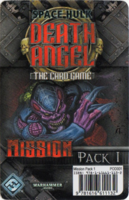 Space Hulk: Death Angel - The Card Game - Mission Pack 1