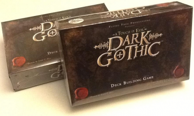 A Touch of Evil: Dark Gothic