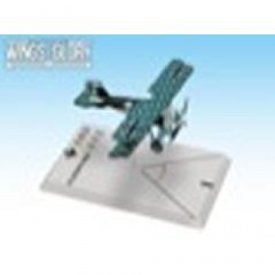 Wings of Glory: WW1 Airplane Pack - Siemens-Schuckert D.III (Lange)